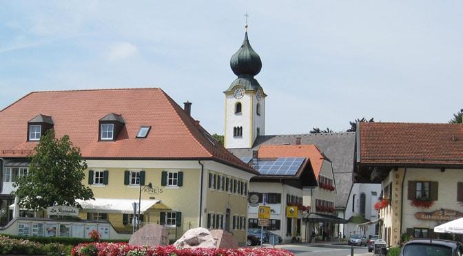 Turismo en los alpes bávaros