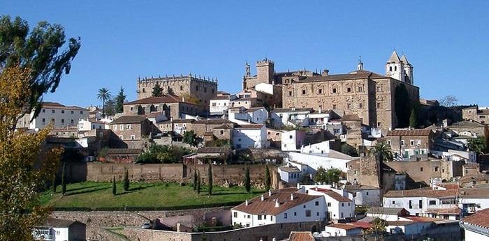 La ciudad de Cáceres