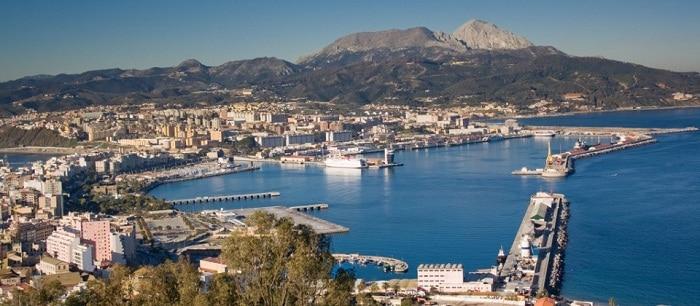 La ciudad de Ceuta