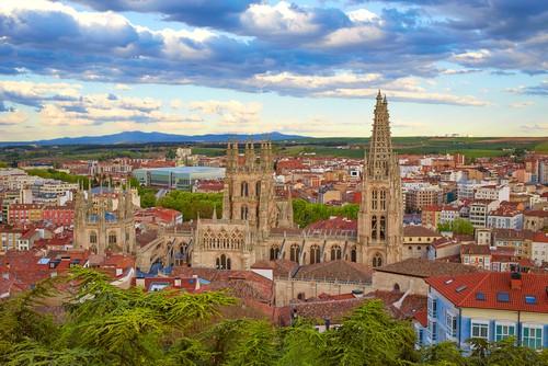 La ciudad de Burgos