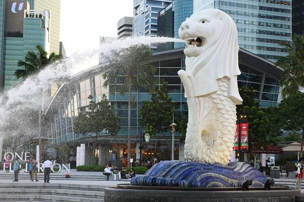 20 lugares para visitar en Singapur