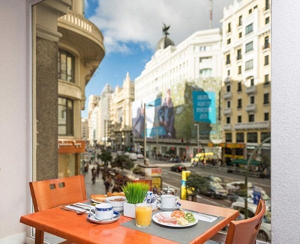 Hoteles en Madrid – Gran Vía