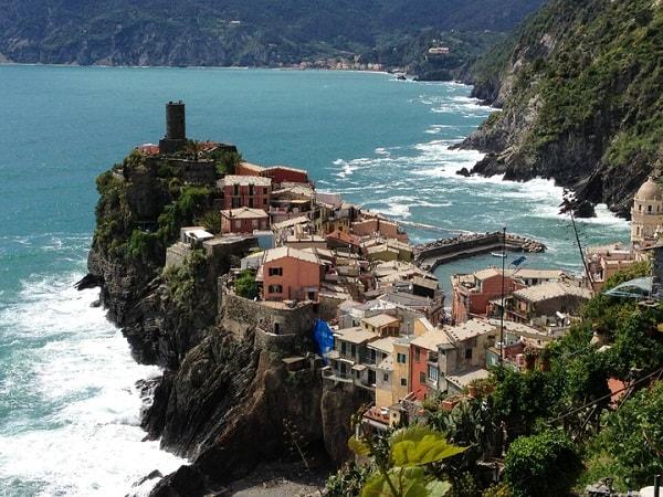 Visitar Liguria