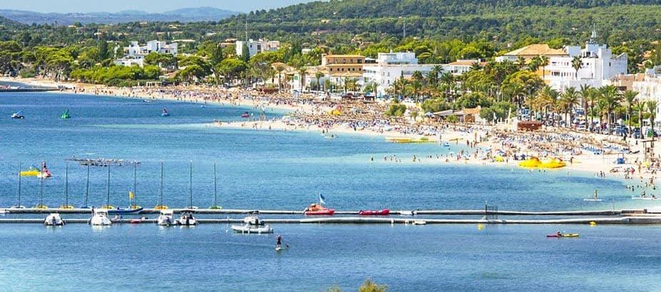 Puerto de Pollensa – Palma de Mallorca