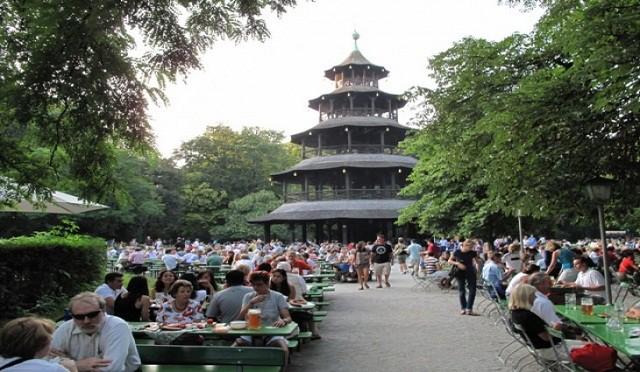 Jardín Inglés de Múnich – Englischer Garten