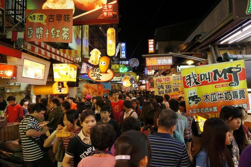 10 lugares para visitar en Taiwán