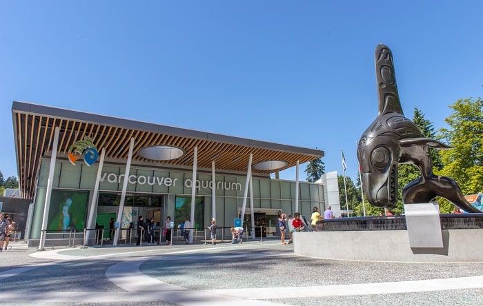Acuario de Vancouver