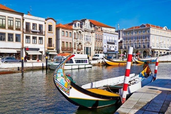 10 lugares para visitar en Portugal