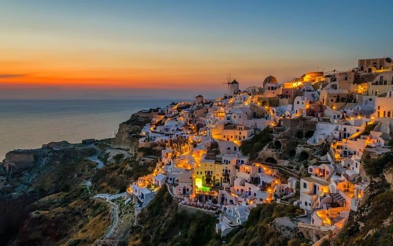 Islas griegas Cícladas