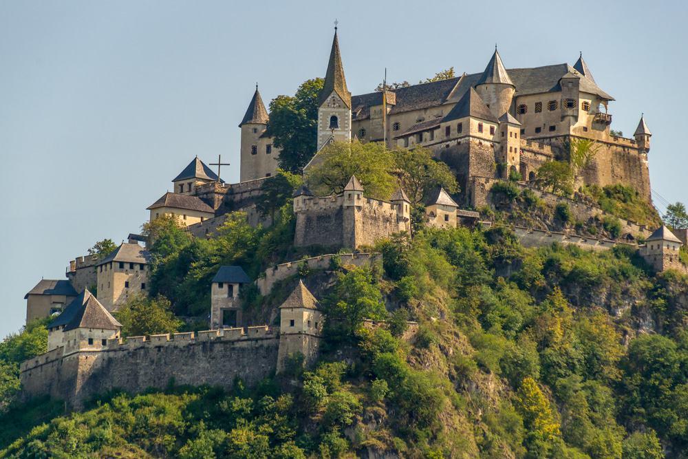 10 Lugares para visitar en Austria